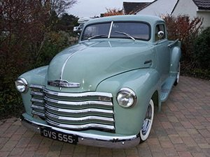 Arnold's Automotive Services 1949 1st Series Chevy Truck
