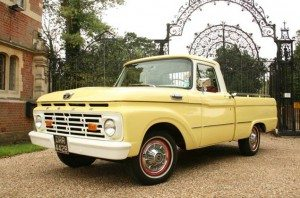 1964 Ford F100 Styleside