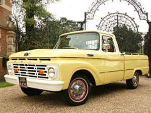 Arnold's Automotive Services 1964 Ford Truck