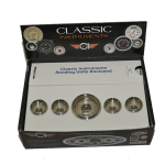 Classic American All American Nickel 5 Gauge Set