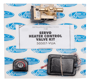 Vintage Air - Servo Heating Valve Kit