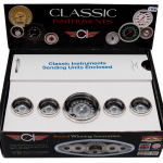 Classic Instruments - V8 Speedster 5 Gauge Set Inc Senders