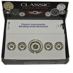 Classic Instruments Nostalgia Series 5 Gauge Set