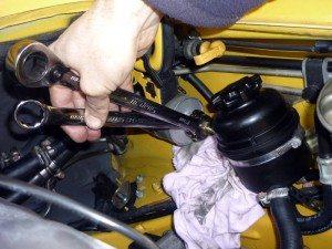 Arnold's classic repairs