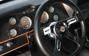 American classic car instruments