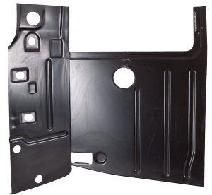 1947-1955-Chevy-GMC-Truck-Cab-Floor-Front-Section,-L-H