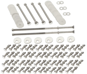 1954-1955--Chevy-GMC-Short-Bed-Step-Side-Bed-Bolt-Kit-Polished-Stainless-Steel