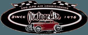 Embossed Tin Sign - Vintage Air