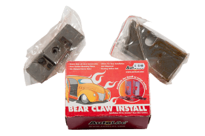 'Bear Claw' Install Kit