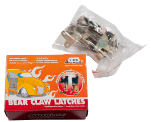 'Bear Claw' Locking Door Latch