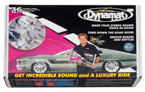 Dynamat Sound Insulation Kit