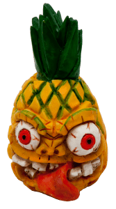Tiki Pineapple Custom Shift Knob