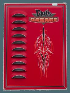 Dads Garage - Louvered Tin Sign