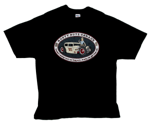 Rusty Nuts T Shirt
