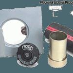 Fuel Filler FFD-K- Fuel Filler Door Kit - Without Box Enclosure