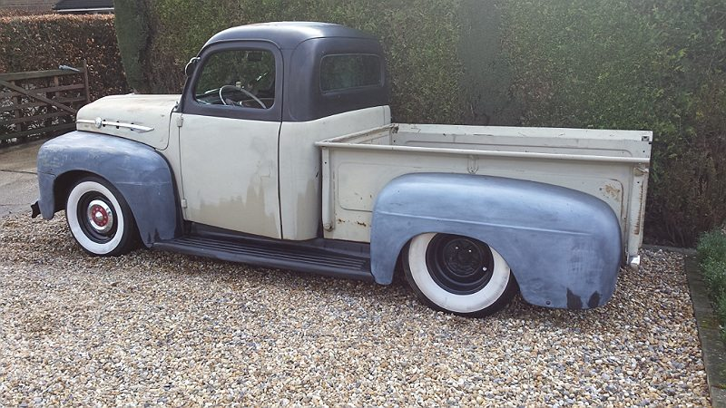 1951 Ford F1 For Sale by Arnolds Autos