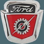 1953-1956-Ford-Truck-Hood-Emblem