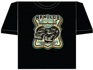 Arnold's-T-Shirt