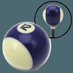 12-Ball-Billiard-Pool-Custom-Shift-Knob