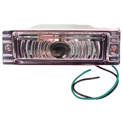 1947-53-Chevy-Truck-Parking-Light-assembly-Clear-Lens-6-volt-&-12-Volt-Available