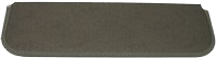 1947-55-Chevy---GMC--Truck-Interior-Sunvisor-Pad-in-Grey-L-H-or-R-H