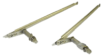 1954-55-1st-Series-Chevy---GMC-Truck-Windshield-Wiper-Transmission-Linkage-Set