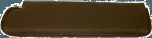 1967-72-Chevy---GMC-Truck-Sunvisor-Pad-L-H-or-R-H-Black