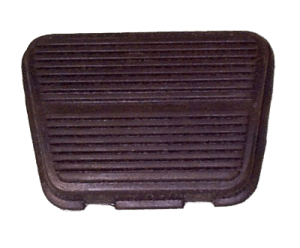 1967-72-Chevy---MC-Truck-Brake-&-Clutch-Pedal-Pad-Deluxe