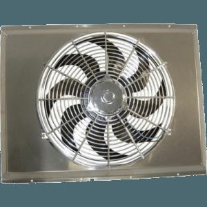 Aluminum-Fan-Shroud