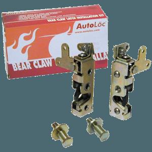 AutoLoc's-Locking-Mini-Bear-Claw-Door-Latch-Set