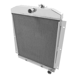1949 – 1954 Chevy Truck Champion Cooling Systems CC5100 –  3-Row All-Aluminum Radiator