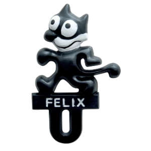 Felix-Cat-License-Frame-Ornament