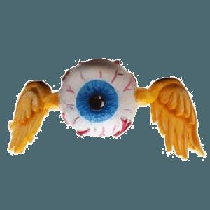 Flying-Eye-Ball-Custom-Shift-Knob