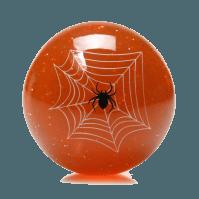 Orange Spider Custom Shift Knob Translucent with Metal Flake