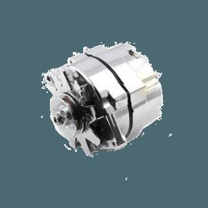 PC7127C-Procomp-Electronics-GM-Style-High-Output-Alternator,-1-wire---120amp,-Chrome