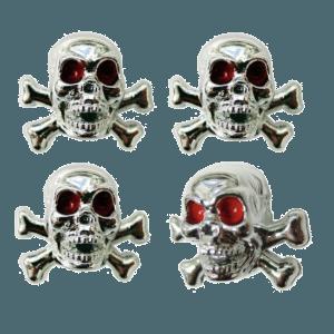 Skull-Valve-Cap