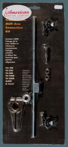 Ultraglide Shift Linkage With Long Rod